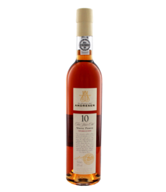 Andresen Andresen White Port 10YO 0,5L -GB-