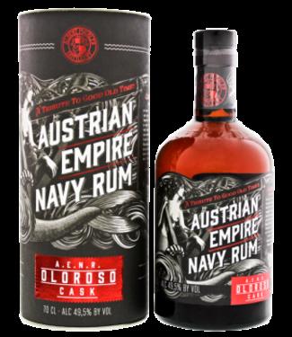 Austrian Empire Austrian Empire Navy Rum Reserve Double Cask Oloroso 0,7L -GB-