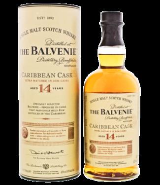 Balvenie Balvenie Caribbean Cask 14YO Malt Whisky 0,7L -GB-