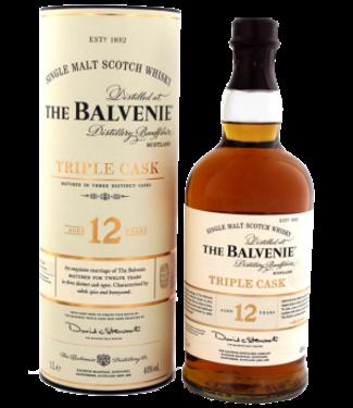 Balvenie Balvenie Triple Cask 12YO Malt Whisky 1,0L -GB-