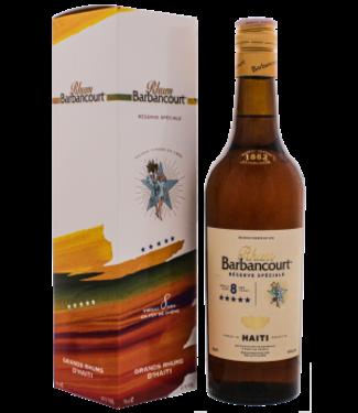 Barbancourt Barbancourt Five Star 8YO 0,7L -GB-