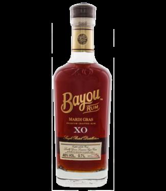 Bayou Bayou XO Mardi Gras Rum 0,7L