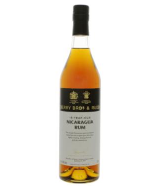 Berry Bros Berry Bros & Rudd Nicaragua Rum 13YO 0,7L