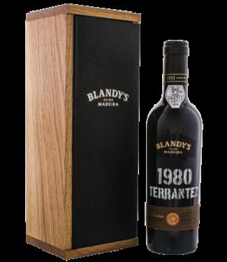 Blandys Blandys Madeira Terrantez 1980/2016 Medium Rich 0,375L Wooden Box