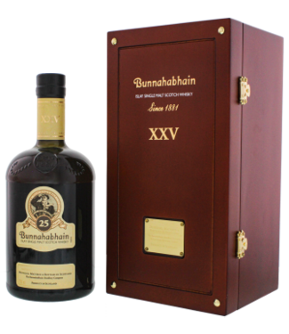 Bunnahabhain Bunnahabhain 25YO Islay Single Malt Scotch Whisky 0,75L -GB-