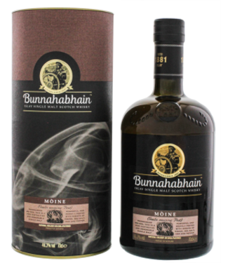 Bunnahabhain Bunnahabhain Moine Islay Single Malt Scotch Whisky 0,7L -GB-