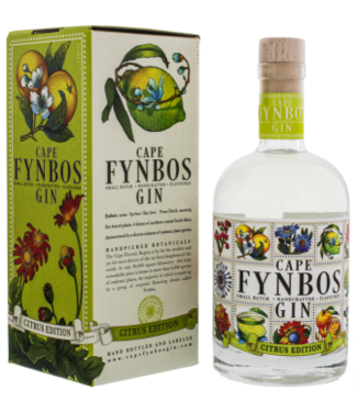 Cape Fynbos Cape Fynbos Gin Citrus Edition 0,5L -GB-