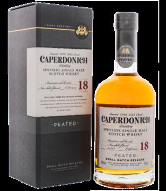 Caperdonich Caperdonich 18YO Peated Non Chill Filtered Speyside Single Malt Whisky 0,7L -GB-