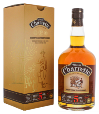 Charrette Charrette Traditional Vieux 5YO 0,7L -GB-