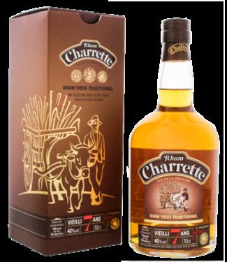 Charrette Charrette Traditional Vieux 7YO 0,7L -GB-