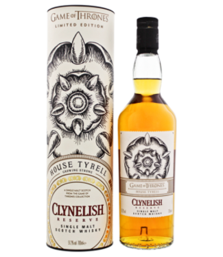 Clynelish Clynelish Reserve Game of Thrones House Tyrell Growing Strong 0,7L -GB-