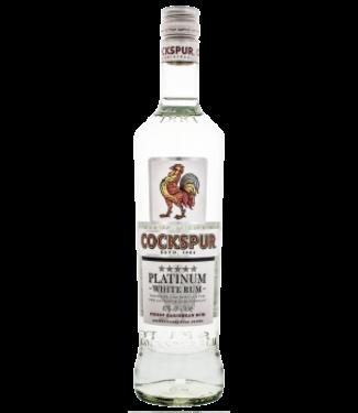 Cockspur Cockspur Platinum White Rum 0,7L