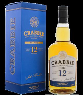 Crabbie Crabbie 12YO Lightly Peated Island Single Malt Scotch Whisky 0,7L -GB-