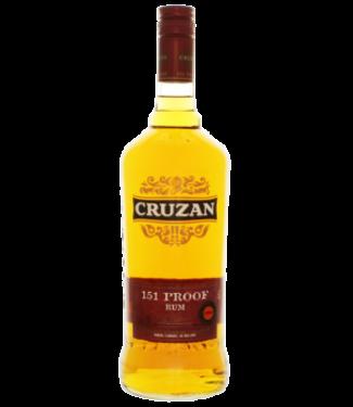 Cruzan Cruzan 151 Proof Rum 1,0L