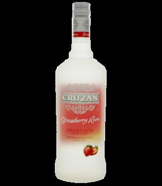 Cruzan Cruzan Strawberry 1,0L