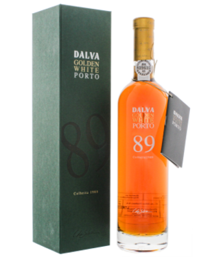 Dalva Dalva Colheita Port 1989 Golden White 0,5L -GB-