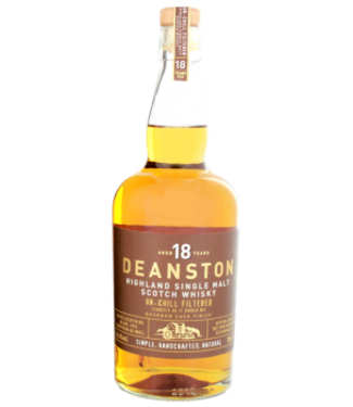 Deanston Deanston 18YO Bourbon Cask Finish 0,7L -GB-