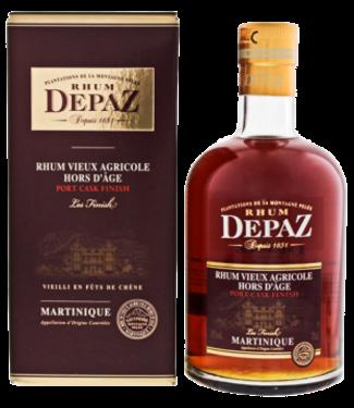 Depaz Depaz Port Cask Finish 0,7L -GB-