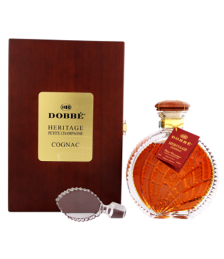 Dobbe Dobbe Cognac Heritage Petite Champagne 0,5L -GB-