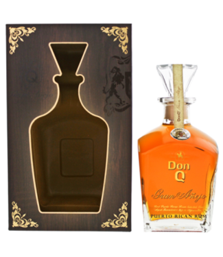 DON DON Q Gran Anejo 0,7L -GB-