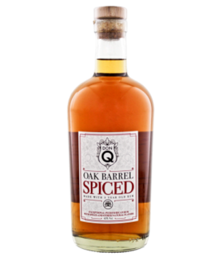 DON DON Q Oak Barrel Spiced 0,7L