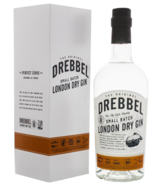 Drebbel Drebbel Small Batch London Dry Gin 0,7L -GB-