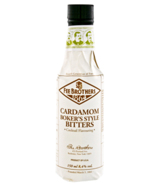 Fee Brothers Fee Brothers Cardamom Bitters Bokers Style 0,15L