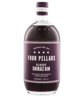 Four Pillars Four Pillars Bloody Shiraz Gin 1,0L