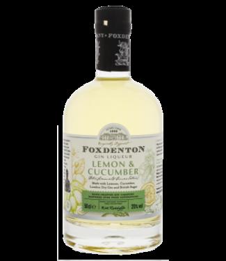 Foxdenton Foxdenton Lemon & Cucumber Liqueur 0,5L