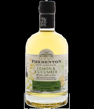 Foxdenton Foxdenton Lemon & Cucumber Liqueur 0,7L