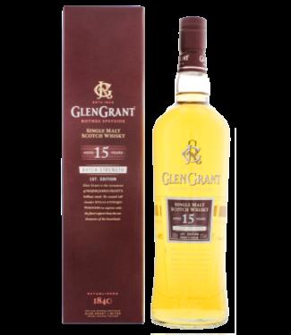 Glen Grant Glen Grant 15YO Batch Strength 1st Edition 2002/2017 Single Malt Scotch Whisky 1,0L -GB-