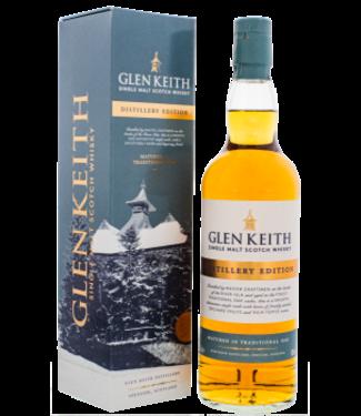Glen Keith Glen Keith Distillery Edition Single Malt Scotch Whisky 0,7L -GB-