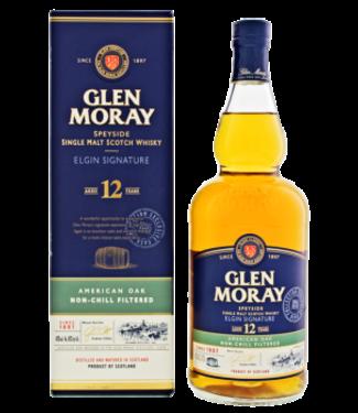 Glen Moray Glen Moray 12YO Elgin Signature Single Malt Scotch Whisky 1,0L -GB-