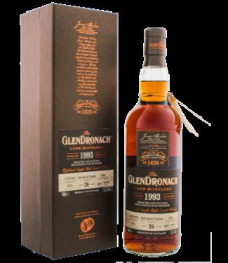 Glendronach Glendronach Cask Bottling 26YO 1993/2019 PX Puncheon Highland Single Malt Scotch Whisky 0,7L -GB-