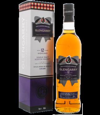 Glengarry Glengarry 12YO Highland Single Malt Whisky 0,7L -GB-