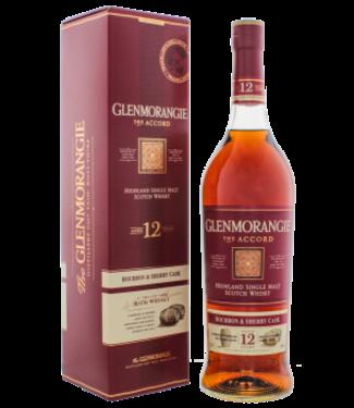 Glenmorangie Glenmorangie 12YO The Accord Highland Single Malt Scotch Whisky 1,0L -GB-
