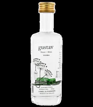 Gustav Gustav Tilli/Dill Vodka Miniatures 0,05L