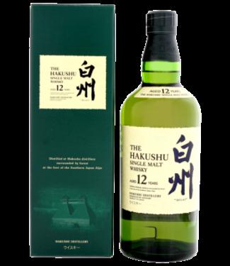 Hakushu Hakushu 12YO Malt Whisky 0,7L -GB-