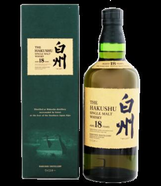Hakushu Hakushu 18YO Malt Whisky 0,7L -GB-