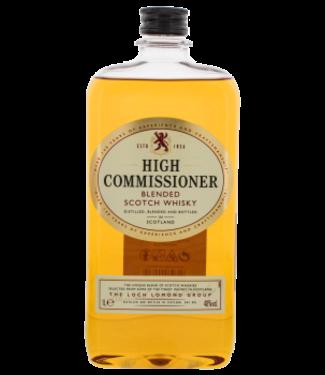 High Commissioner High Commissioner Blended Scotch Whisky PET 1,0L