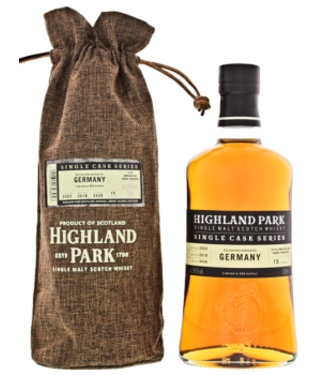 Highland Park Highland Park Single Cask Series Cask No 4439 2003/2018 Single Malt Scotch Whisky 0,7L -GB-