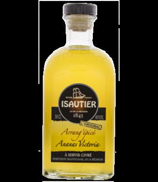 Isautier Isautier Arrange Epice Ananas Victoria 0,5L