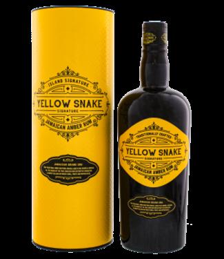 Island Signature Island Signature Collection Yellow Snake Jamaican Amber Rum 0,7L -GB-