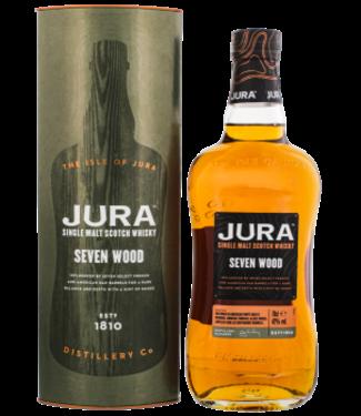 Isle of Jura Isle of Jura Seven Wood Single Malt Scotch Whisky 0,7L -GB-