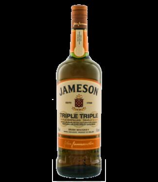 Jameson Jameson Triple Triple Irish Whiskey 1,0L
