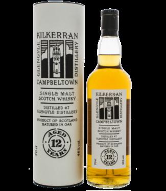 Kilkerran Kilkerran 12YO Single Malt Scotch Whisky 0,7L -GB-