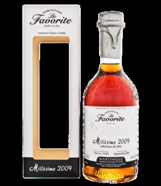 La Favorite La Favorite Rhum Agricole Vieux Hors dAge Millesime 2009 0,7L -GB-