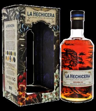 La Hechicera La Hechicera Rum Extra Anejo Solera 21 Reserva Familiar 0,7L -GB-
