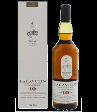 Lagavulin Lagavulin 10YO Islay Single Malt Scotch Whisky 0,7L -GB-