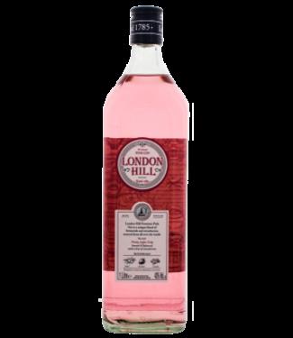 London Hill London Hill Pink Gin 1,0L